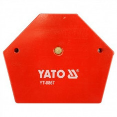 Dispozitiv magnetic fixare pentru sudura, Yato YT-0867