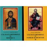 Calauza ortodoxa in biserica Vol I - Calauza ortodoxa in familie si societate Vol II, Ioanichie Balan