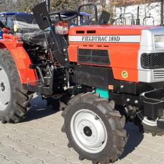 Tractor tractoras nou cu tehnologie japonexa 18CP;4x4 cu CIV