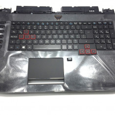 Carcasa superioara cu tastatura iluminata Acer Predator 17 G9-791