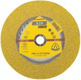 Cumpara ieftin Disc abraziv, Evotools, Klingspor, A24, Extra, D 230 mm, L 3 mm