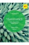 Matematica - Clasa 8. Partea 1 - Teste. Fise de lucru. Modele de teze - Florin Antohe
