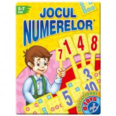 Joc educativ D-Toys Jocul Numerelor