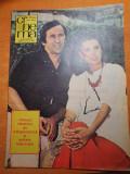 cinema octombrie 1988-stere gulea,dan condurache,filmul hanul dintre dealuri