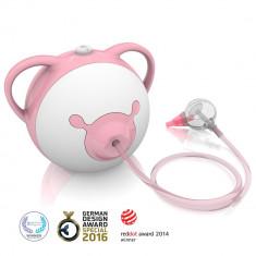 Nosiboo PRO - Aspirator nazal electric pink