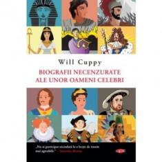 Biografii necenzurate ale unor oameni celebri | Will Cuppy