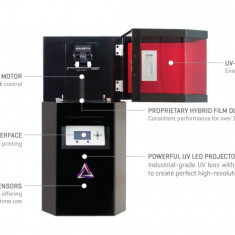 Imprimanta 3D Ackuray A96 Ackuretta