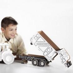 Joc creativ Copii Have Fun 3D Tipping Trailer