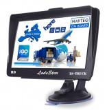 Cel mai performant GPS ptr. Camion/TIR, ecran MARE HD, Harti Full Europa+RO 2020