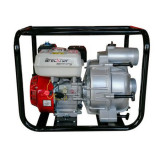 Cumpara ieftin Motopompa pentru ape murdare WP 30D, motor pe benzina 4T, 7 CP, aspirare si...