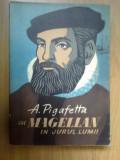 n8 Cu Magellan in jurul lumii- A. Pigafetta