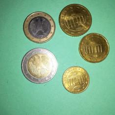 Monede euro : Germania 2002