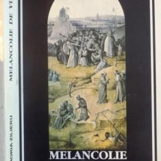 MELANCOLIE DE VULCAN, POEME (1961-2001) de HORIA ZILIERU, 2001