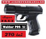 Pistol Walther P99 DAO CO2  2Joules airsoft Blowback