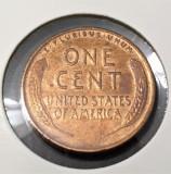 SUA 1 cent 1935, America de Nord, Bronz