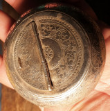 Cumpara ieftin Tabachera veche de argint