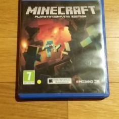 PS Vita Minecraft Playstation Edition / Joc original by WADDER