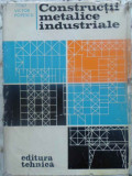 CONSTRUCTII METALICE INDUSTRIALE-VICTOR POPESCU