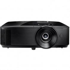 Videoproiector OPTOMA W334e, WXGA, 3700 lumeni, negru