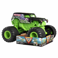Masina Monster Jam RC Grave Digger scara 1:10