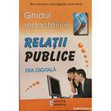 Ghidul redactarii in relatii publice. Era digitala