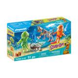 Playmobil Scooby-Doo! - Aventuri cu fantoma scafandru