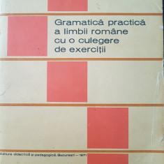 GRAMATICA PRACTICA A LIMBII ROMANE CU O CULEGERE DE EXERCITII - Stefania Popescu