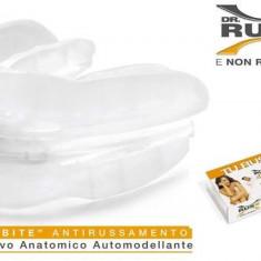 Gutiera sforait si apnee nocturna Dr Russ made in Italy