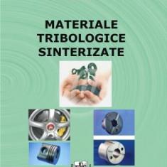 Materiale tribologice sinterizate