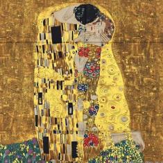 Esarfa Matase Kiss - Gustav Klimt