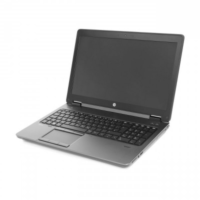 Laptop second hand HP ZBook 15 G1 K610M I7-4600M foto