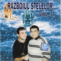 CD Războiul Stelelor Vol. 3, original, manele