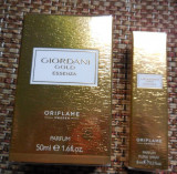 Parfum Giordani Gold Essenza + mini parfum Oriflame, 50 ml, Floral