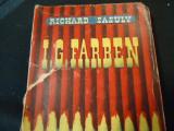 I. G. FARBEN-RICHARD SASULY-TRAD.EUGEN SCHILERU-I. BUZES-287 PG-
