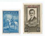 România, LP 97/1932, LP 316/1952, 2 serii oblit.