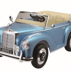 Kinderauto Mercedes 300S Oldtimer Cu ROTI MOI Albastru