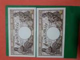 Bancnote romanesti 2000lei martie 1943 serii consecutive aunc plus