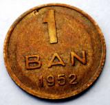 7.615 ROMANIA RPR 1 BAN 1952
