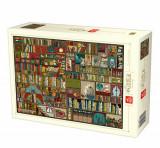 Cumpara ieftin Puzzle Pattern Bookshelf, 1000 piese