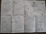 Instructiuni jucarie romaneasca elicopter Explorator comunista RSR