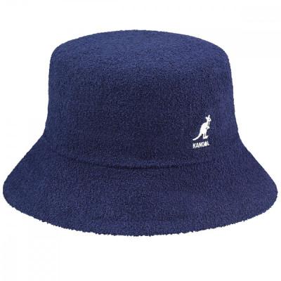 Palarie Kangol Bermuda Bucket Bleumarin (Masura : M,L,XL) - Cod 235225423570 foto