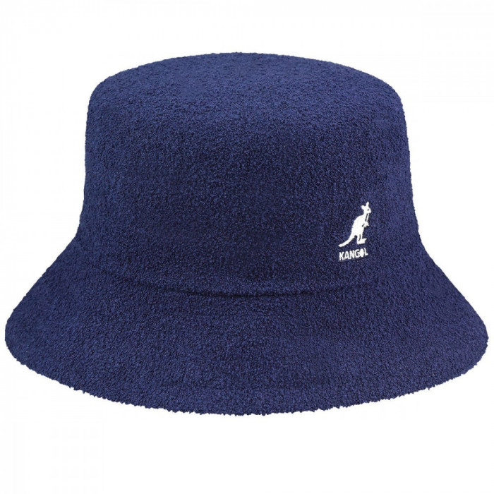 Palarie Kangol Bermuda Bucket Bleumarin (Masura : M,L,XL) - Cod 235225423570