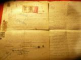 Acte de vanzare-cumparare imobil 1943-1947 Giurgiu