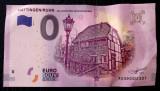 Germania 0 Euro Souvenir 2019 Hattingen Ruhr Zollhäuschen indoita**