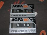 Casetă audio Agfa Stereochrom HD