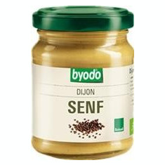 Mustar Bio Dijon Byodo 125ml Cod: 560079