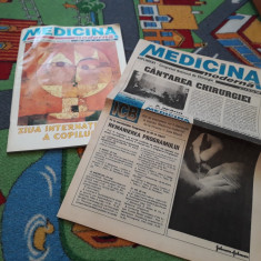 REVISTA MEDICINA MODERNA NR.6 1996 + SUPLIMENT CONGRESUL NATIONAL DE CHIRURGIE