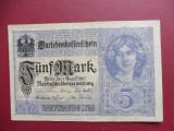 GERMANIA 5 MARK 1917, 5 MARCI (124)