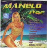 CD Manelo Star, original, manele