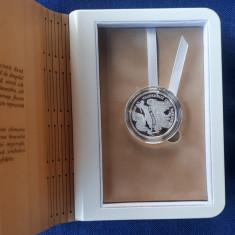 Medalie argint Unirea Basarabiei cu Romania